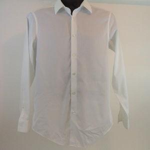 Calvin Klein Men's Dress Shirt M CL1245 0719